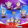 PANLOS 690007 Japanische Anime Ultraman 4in1 Modell Bausteine Mini Nano Blocks