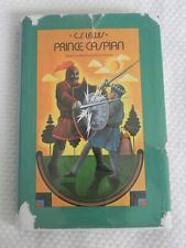 Prince Caspian VINTAGE HARDCOVER w/jacket C S LEWIS Chronicles of Narnia