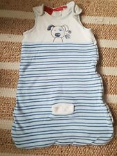 Sprout Baby Boy Padded Romper Size 0000 6-12 Months