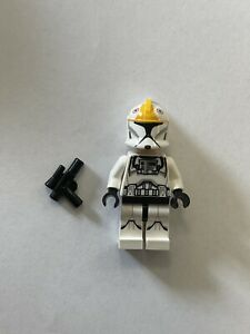 Lego Star Wars Minifigure - Clone Pilot sw0609 - 75076 Republic Gunship