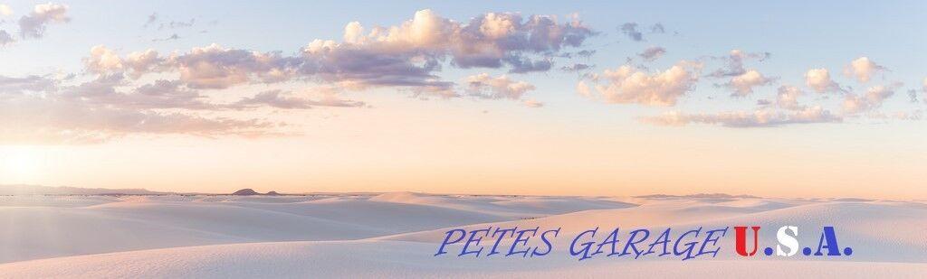 Petes Garage USA!!