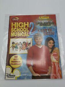 High School Musical 2 Lost IN Music - Album Set panini