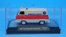 M2 1/64 scale 1964 Ford Econoline Ambulance Van