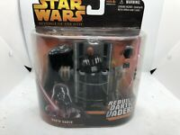 Star Wars Rebuild Darth Vader Figure Pack 2005 Revenge of the Sith Anakin