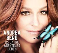 ANDREA BERG - 25 JAHRE ABENTEUER LEBEN (LIMITED PREMIUM EDITION)  3 CD NEU
