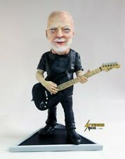 ,David Gilmour, Caricatute, Sculpture, Pink Floyd, Gift, Finest Version