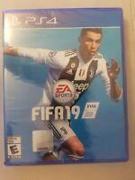 FIFA 19 PS4 Sony PlayStation 4, 2018 - Brand New & Factory Sealed