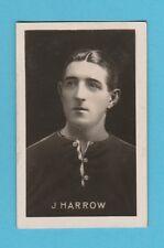FOOTBALL - THE CHAMPION -  FOOTBALL  CAPTAIN  -  HARROW  OF  CHELSEA  -  1922