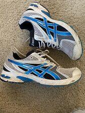 Vintage | Asics Gel DS Trainer 14 Mens Running Shoes (D) (0147) Blue Size 10.5