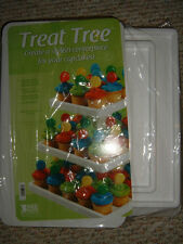 BAKERY CRAFTS Treat Tree Cupcake Tray Holds 48 NEW in Package