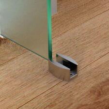 Stainless Steel Floor Guide Floor Mount for Frameless Sliding Glass Door