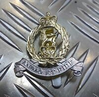 Genuine British Army Military Metal/Staybrite Regimental Hat / Cap / Badges