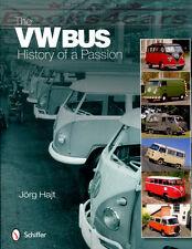 VW BUS BOOK VAN TRANSPORTER HAJT VOLKSWAGEN PASSION HISTORY
