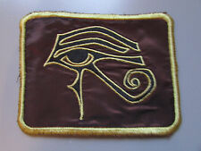 Egyptian Eye of Horus Sew on Patch / Applique