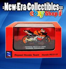NewRay Repsol Honda Team Series RC211V 2006 Daniel Pedrosa 1:32 Scale Diecast