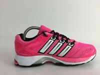 Adidas Response Stability B26115 Pink TextileTrainers  Women Size UK 6 Eur 39