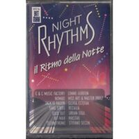 Aa.vv MC7 Night Rhythms (The Rhythm Of Notte) / Sealed 5099746864446
