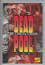 Deadpool: The Circle Chase TPB (Rare Softcover) 1st Print 1996  VF