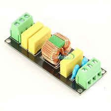 DIY Kit EMI 4A Power Edge intake Filter For The Pre-Amp Amplifier DAC Headphones