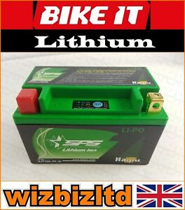 Lithium Ion Motorcycle Battery Aprilia Tuono V4 1100 RR (2014 Onwards) LIPO12D