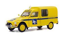 1/18 Citroen Dyane 6 400 Acadiane 1984 Michelin Solido S1800406 cochesaescala