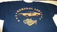 Dukes Of Hazzard General Lee XL T Shirt Original Warner Bros. Entertainment / e9