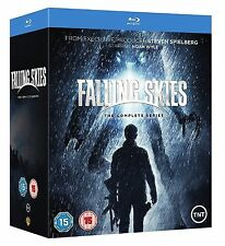 Falling Skies Complete Series Collection 1-5 Blu Ray Box Set Season 1 2 3 4 5 UK