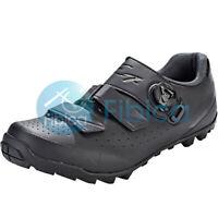 New 2020 Shimano SH ME400 MTB TRAIL Off-Road Cycling Shoes Black EU41-45
