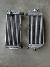 radiatori radiatore YAMAHA YZ125 2005 > 2016 radiators left right
