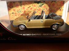EDISON GIOCATTOLI 1:43 AUTO FIAT RITMO CABRION - BERTONE 1982 ART. 804421 (191)