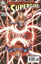 Supergirl '08 23 NM Variant Cover P3