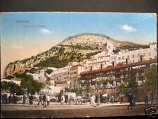 Gibraltar~1900's Casemates Square~Men in Turban