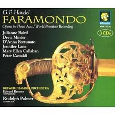 ██ OPER ║ Georg Friedrich Händel ║ FARAMONDO ║ 3CD