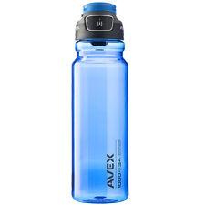 Avex 34 oz. FreeFlow Autoseal Water Bottle - Ocean
