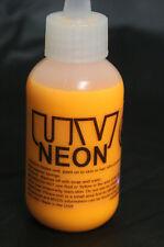 1OZ UV BLACK LIGHT BODY PAINT NEON FLUORESCENT GLOW airbrush  PARTY RAVE NEON