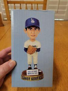 Sandy Koufax Los Angeles Dodgers Baseball Bobblehead