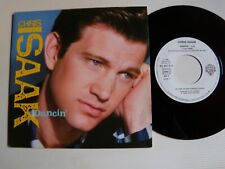 """CHRIS ISAAK : Dancin' / Unhappiness 7"""" 45T 1985 French pressing WB 92 9073-7"""