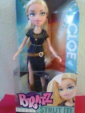 Bratz Girlz Girl Strut It Cloe Doll Blonde Hair Blue Eyes Clothes Boots New