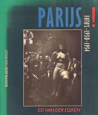 PARIJS (FOTO'S 1950 - 1954) - ED VAN DER ELSKEN