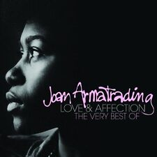 Joan Armatrading Love and Affection The Very Best of CD Folk Album 2013
