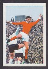Fks-Maravilloso mundo del fútbol estrellas 1969/70 # 178 D Sadler-Manchester United