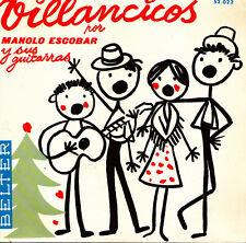 MANOLO ESCOBAR (VILLANCICOS POR...)-VAMOS PASTORES + PASTORES A BELEN + AIRES