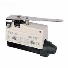 Micro Interruttore Switch Serie CZ Plastica 1NO+NC 10A 250V IP40 |CNTD-CZ-7120