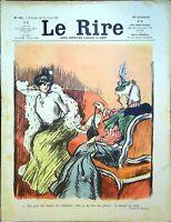 Le RIRE N°424 du 20 Décembre 1902