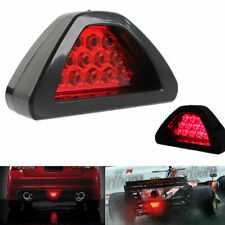 Universal F1 Style Triangle 12 LED Car Rear Stop Tail Lamp Triangle Brake Light