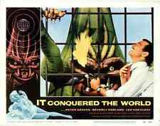 "It Conquered the World  Movie Poster Replica 11x14"" Photo Print"