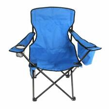 Portable Fishing Camping Beach Travel Seat Picnic Chair Outdoor Cup Folding Bag