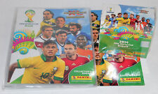 PANINI ADRENALYN XL trading cards wm wc brasil 2014-Display Box + binder classeur