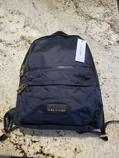 NWT Marc Jacobs Nylon Backpack Black # M0013946-001 $250.00