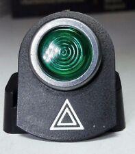 IVA SVA Coche Tractor Iluminado LED Luz de Etiqueta de advertencia de peligro Kit clásico de cromo